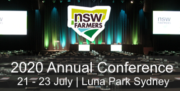 NSW Farmers' Annual Conference 2020